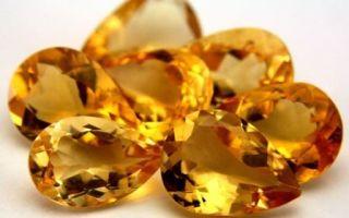 Цитрин – солнечный камень богатства и успеха