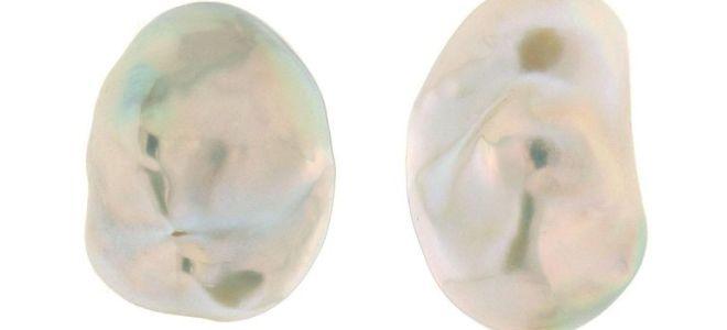 Барочный жемчуг — изысканное украшение, созданное природой