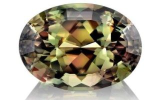 Султанит (диаспор) – повелитель царства минералов