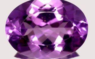 Аметист — лиловый камень благородства