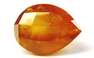 Гессонит – камень добродетели
