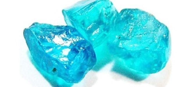 Голубой кварц — камень вдохновения и спокойствия