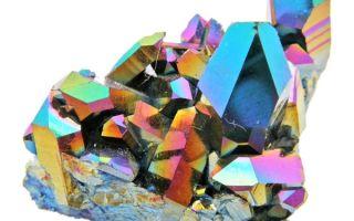 Радужный кварц – камень снов