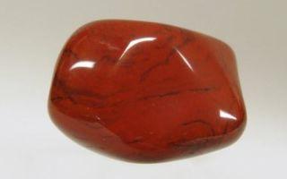 Яшма – чудесный пестрый камень