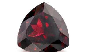 Гранат – камень пылающей страсти