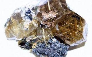 Камень волосатик — дар богини Любви