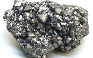 Магнетит – притягательный камень