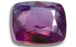 Александрит — камень избранных