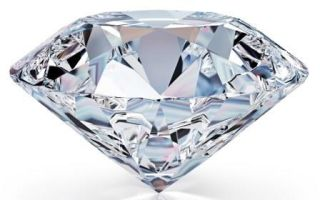 Бриллиант (диамант) – царственный камень