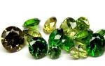 Зеленый гранат – камень профессионального роста