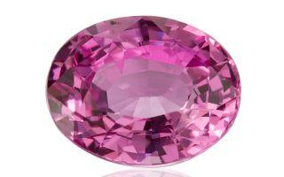 Розовый сапфир — камень нежности и любви