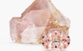 Морганит (воробьевит) – камень счастья и удачи