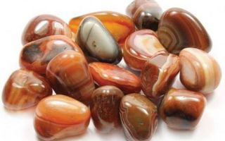 Сардоникс — камень вельмож и путешественников