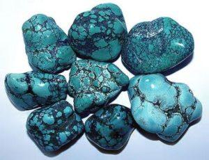 камни бирюза