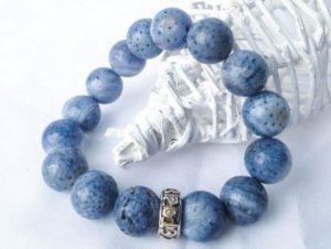 синий коралл