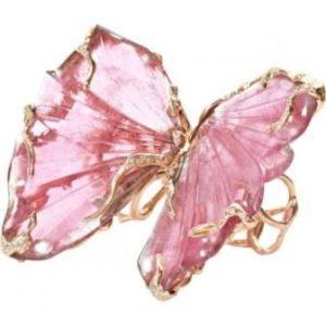 турмалин бабочка