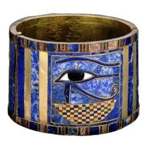 украшение Древнего Египта с лазуритом