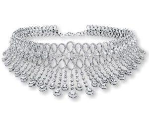алмазное ожерелье