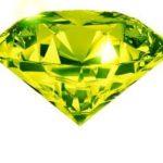 зеленый алмаз