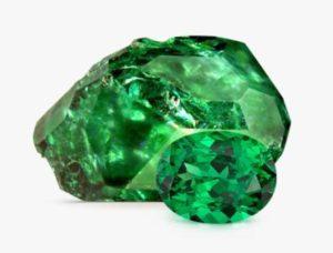 камень тсаворит
