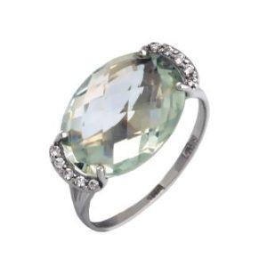 кольцо_празиолит