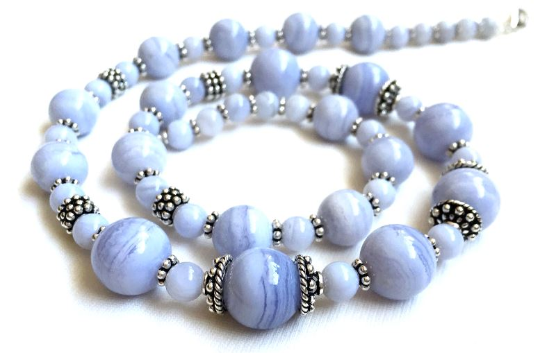 ожерелье из сапфирина