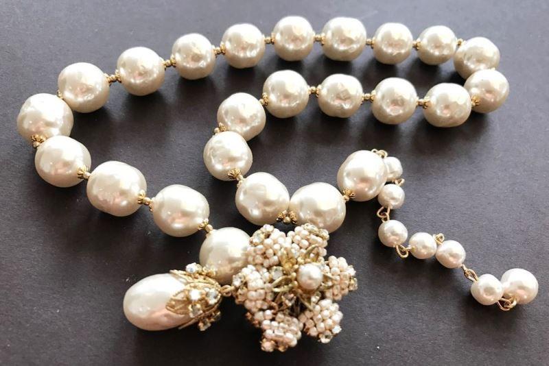 Барочный жемчуг - изысканное украшение, созданное природой